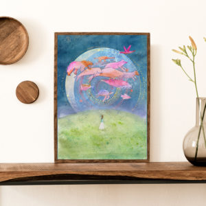 Kosmos I – ilustracja